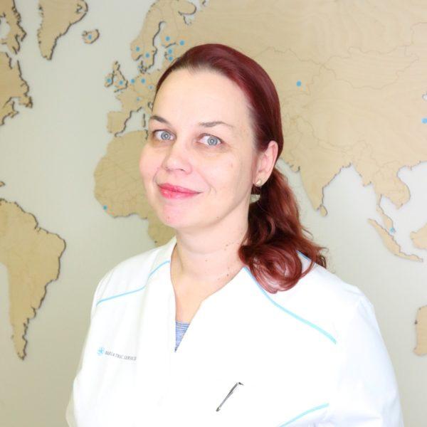 Teija Toivari, RN, MsC